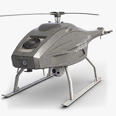 Il drone annusa-zolfo