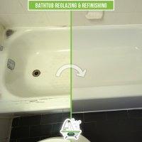 Bathtub Reglazing & Refinishing - Supreme Bath Refinishing