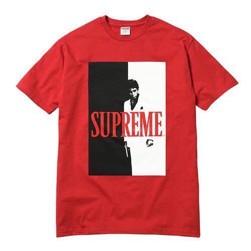 Supreme/Scarface Week 8 Drop List FW'17