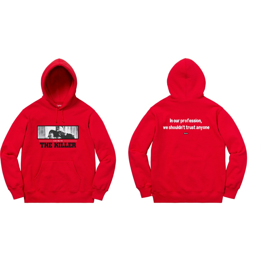 The Killer Hooded Sweatshirt