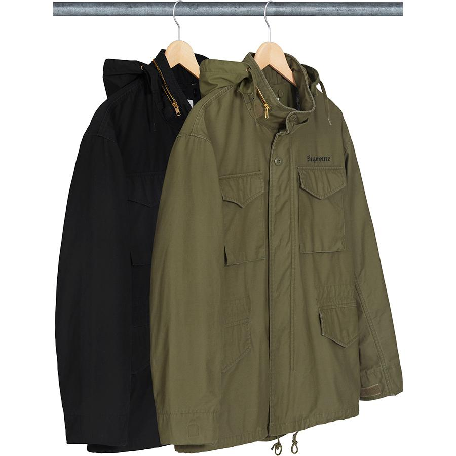 The Killer M-65 Jacket