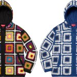 Details Supreme Crochet Hooded Zip Up Sweater Supreme Community