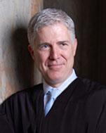 Neil M. Gorsuch, Associate Justice