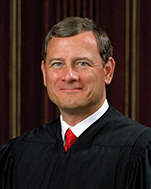 John G. Roberts, Chief Justice of the United States