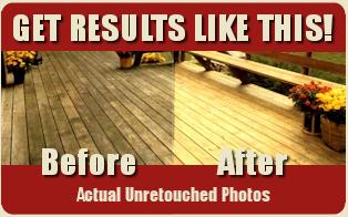 michigan deck cleaning repair