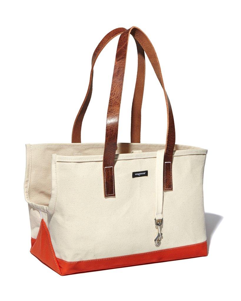 Wagwear Carpenter Carrier Tote Dog Bag
