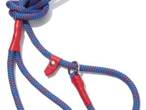 Hiking Rope Dog Leash & Collar