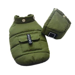 Parker Winter Dog Vest