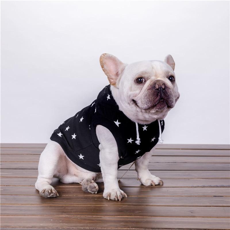 Twilight Dog Hoodie