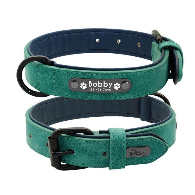 Premium Custom Engraved Dog Collar