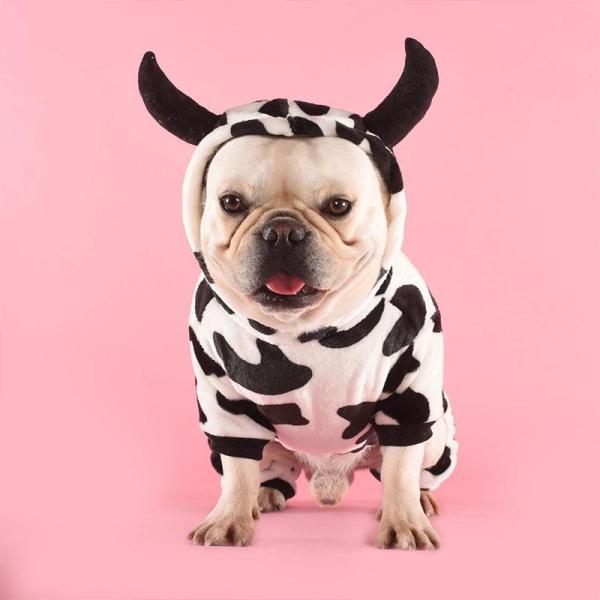Cow Dog Hoodie