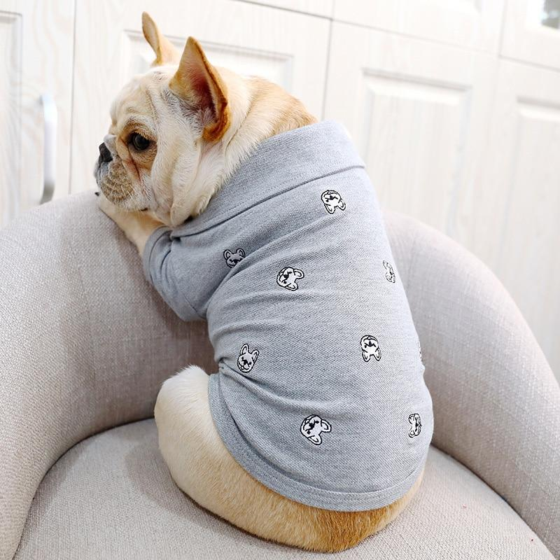 Frenchiez Polo Dog Shirt