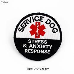 Stress & Anxiety Response Dog Patch