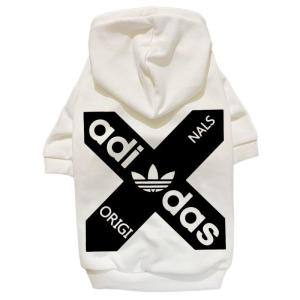 Adidas X Dog Hoodies