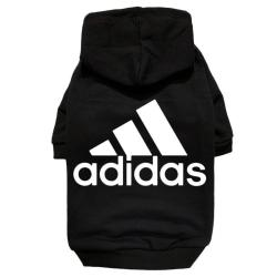 Adidas 3 Stripe Dog Hoodies