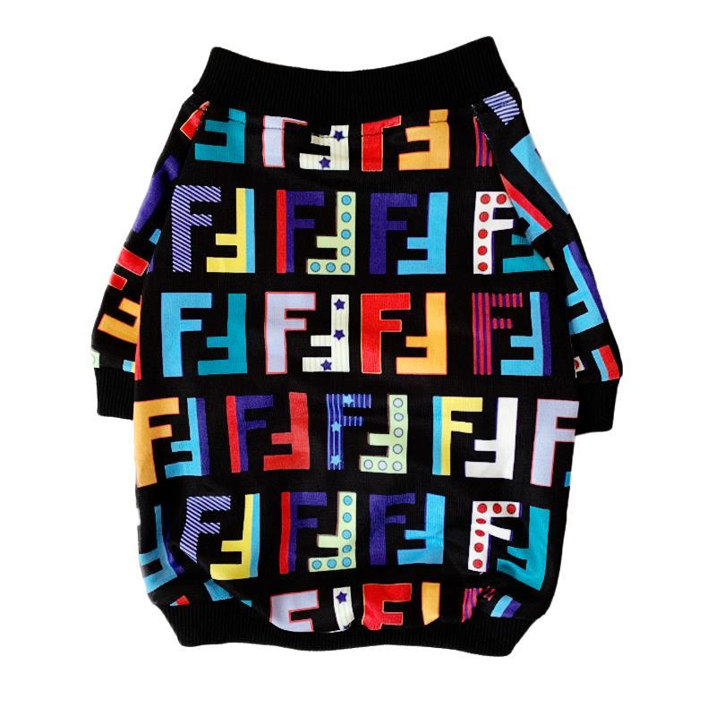 Fur Baby Multi-Color Dog Shirt