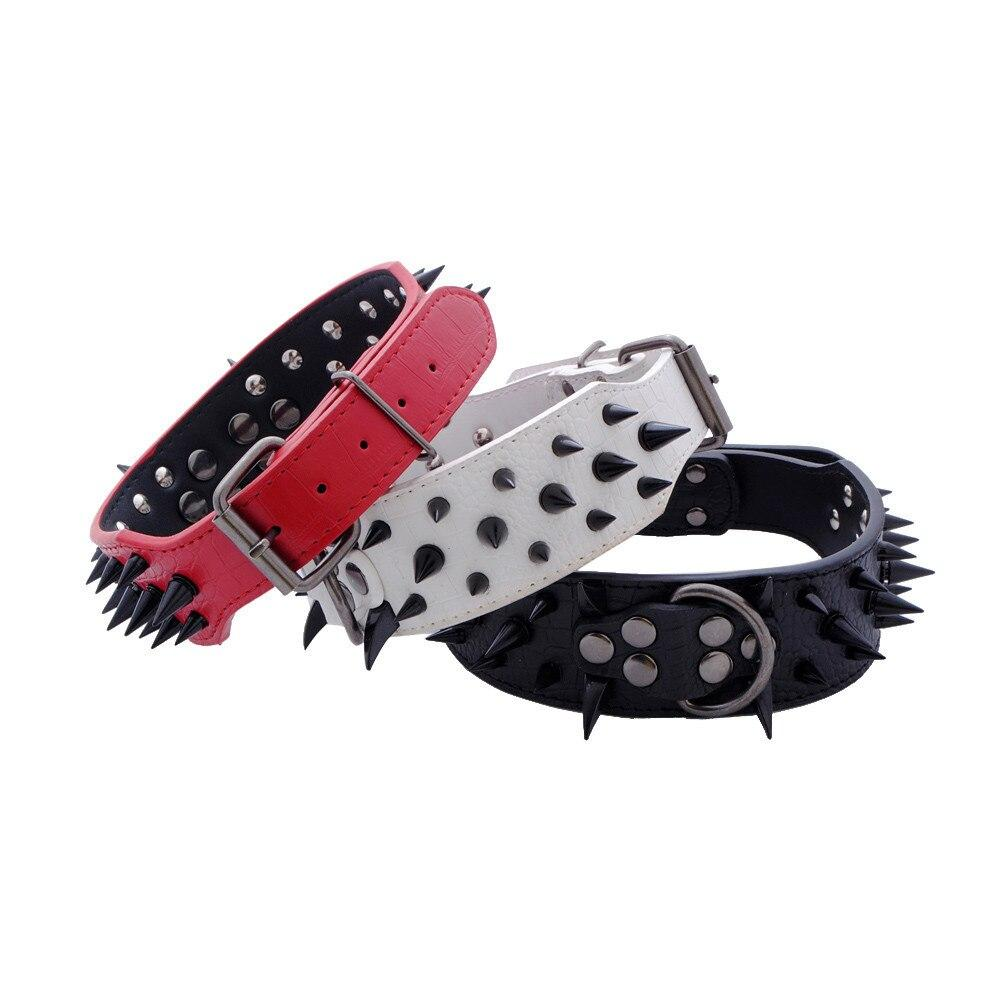 Big Bully Spiked Dog Collar