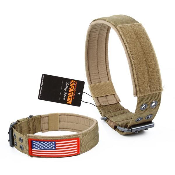 Spanker K9 Tactical Dog Collar