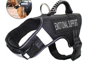 Reflective Service Dog Harness w/ Handle