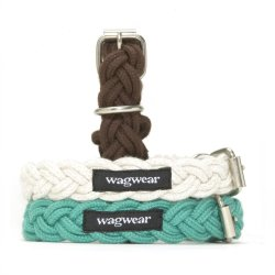 Braided Fisherman Dog Collar
