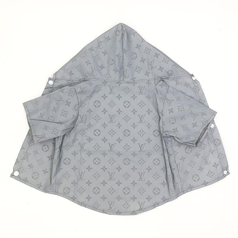 Reflective LV Dog Jacket