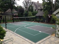 Backyard Basketball Courts | Outdoor Goods