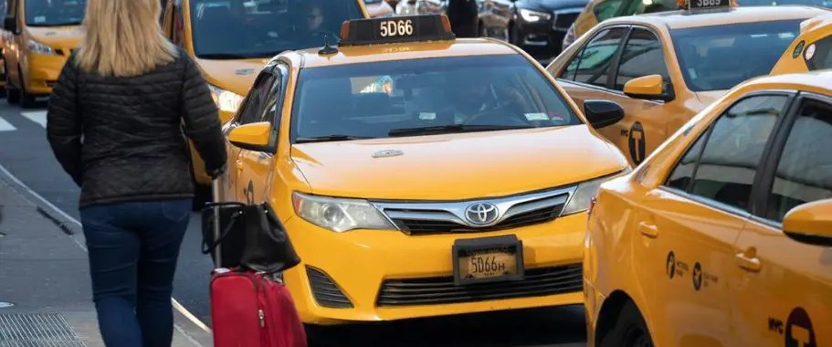 taxi business in UK