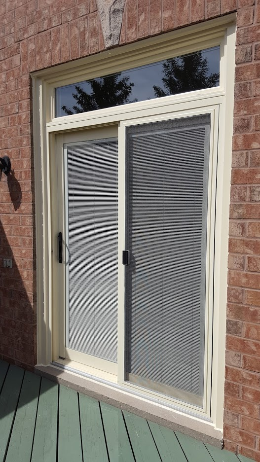 Blinds For Patio Windows