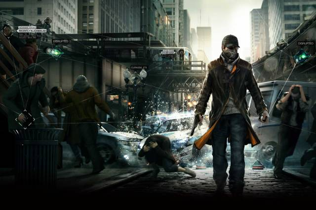 Watch dogs wallpaper preview