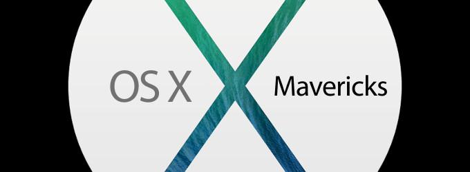 atulaiza OS X Mavericks dicas