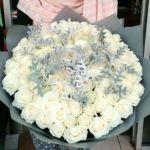 hand bouquet di surabaya