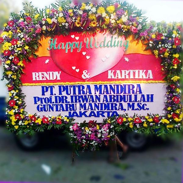 Karangan Bunga Terbaik di Surabaya
