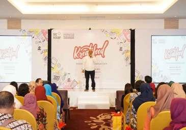 Bekraf Dukung Gelaran Kreatifood Festival 2019