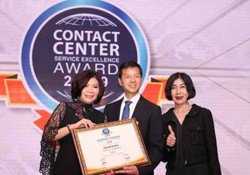 BCA Raih 15 Penghargaan di Ajang Contact Center Service Excellence Award 2019