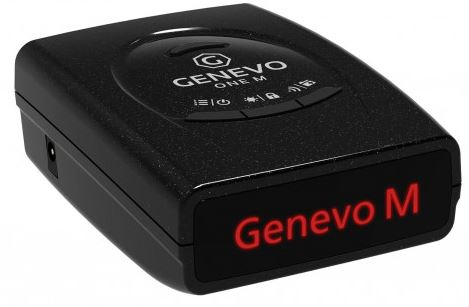 Genevo ONE M detector de radar portátil
