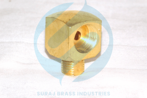 Brass precision turned components 2