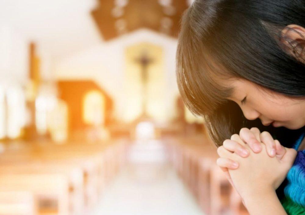 Doa Kristen Untuk Keluarga dari Anak