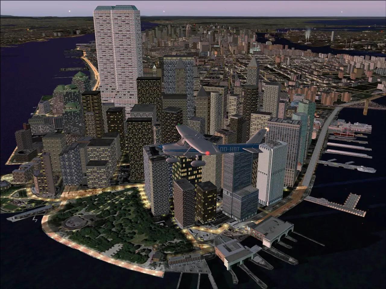 FS2004 Lower Manhattan 2 16665 SurClaro Photos
