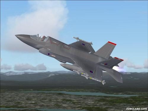 small resolution of f35 taken the new raf f35