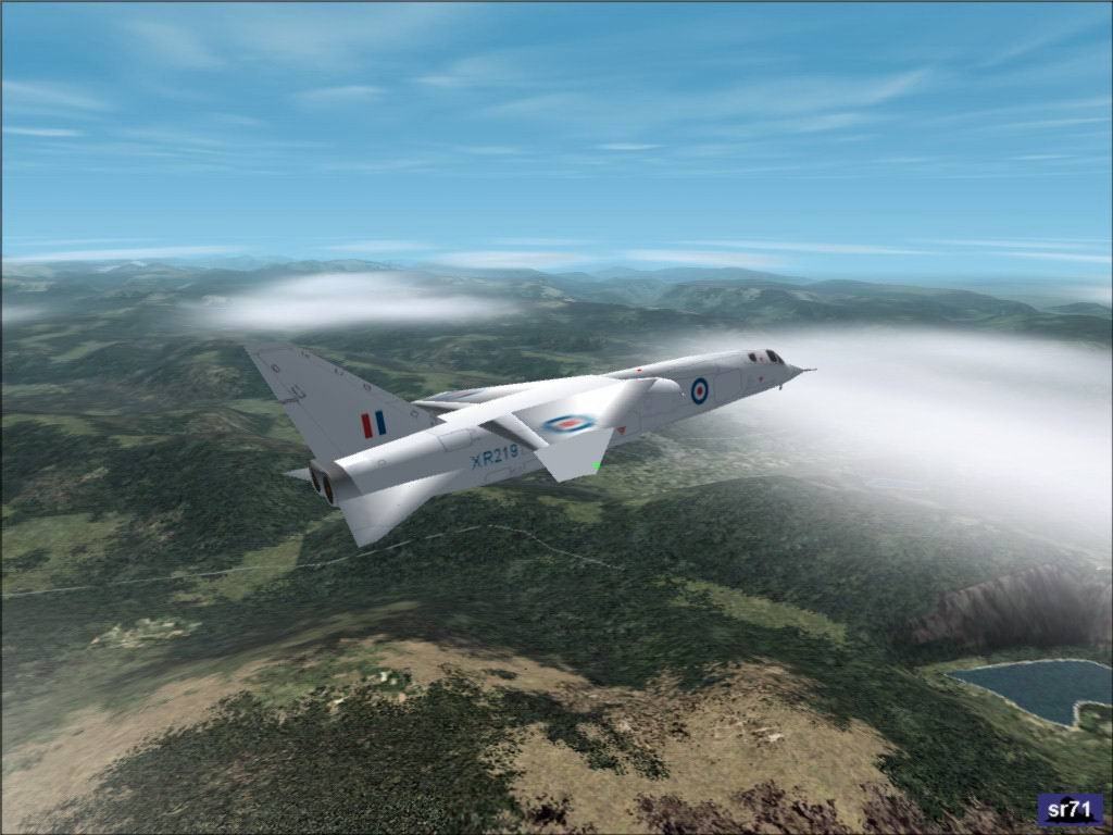 Anime Video Wallpaper Fs2004 Alpine Tsr2 3646 Surclaro Photos