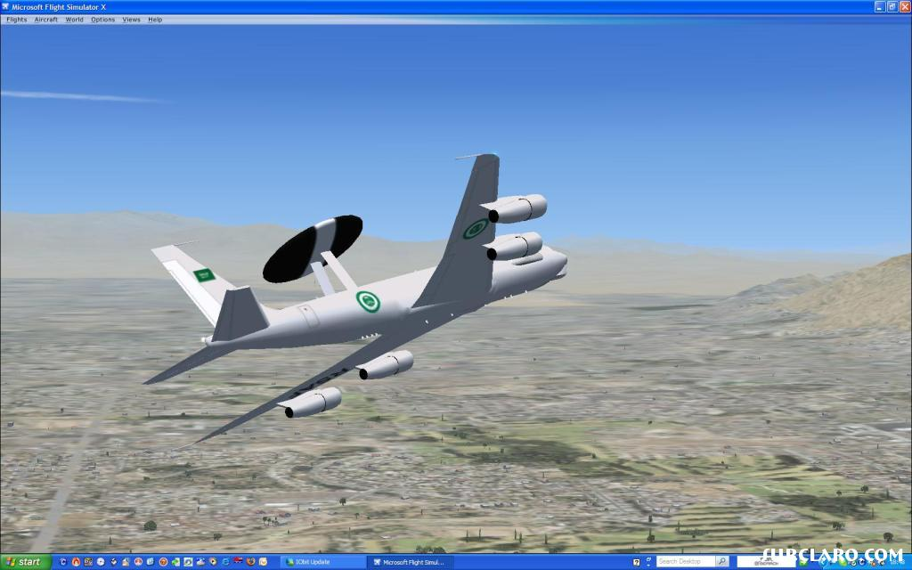 Flight Simulator X Awacs 16978 SurClaro Photos