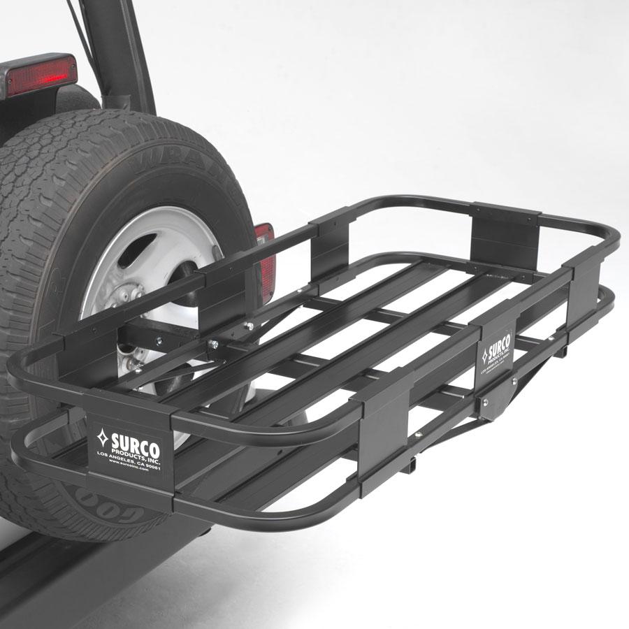 Spare Tire Rack