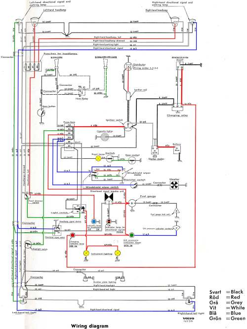 small resolution of 1965 volvo 544 fuse box wiring diagram forward 1965 volvo wiring diagram