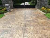 Decorative Colored Concrete Stains And Colors Surecrete