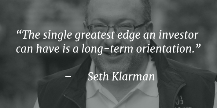 Seth Klarman Quote