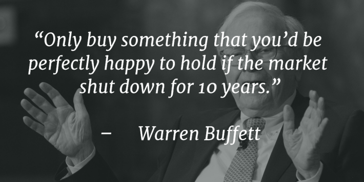 Warren Buffett Quote