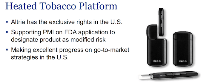 Heated Tobacco Platform
