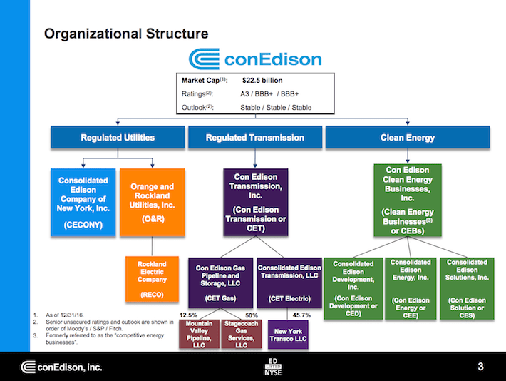 ED Organizational Structure