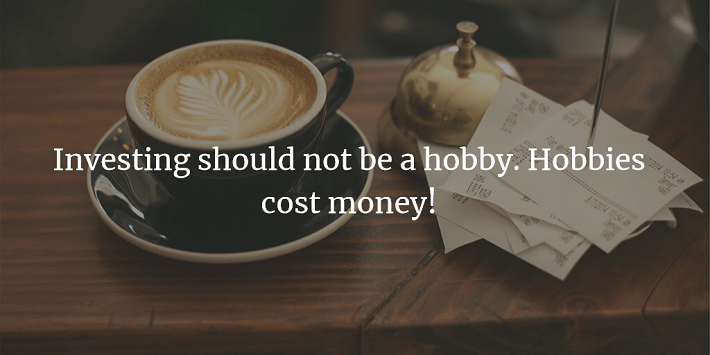 Investing As a Hobby