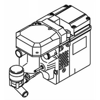1311551A Replacement Heater ONLY 12 Volt DC Webasto TSL17